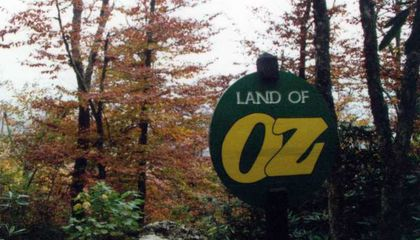 Land of Oz Theme Park Will Temporarily Reopen Its Emerald Gates