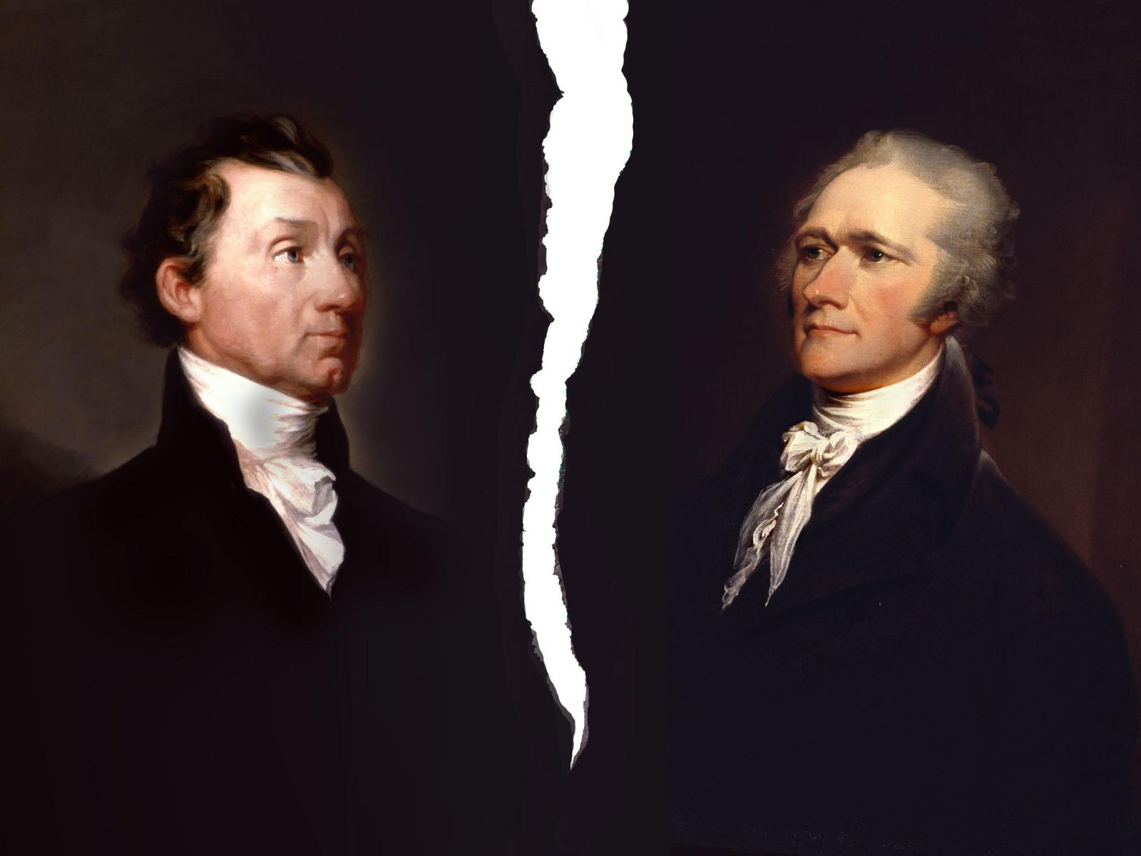 That Time When Alexander Hamilton Almost Dueled James Monroe