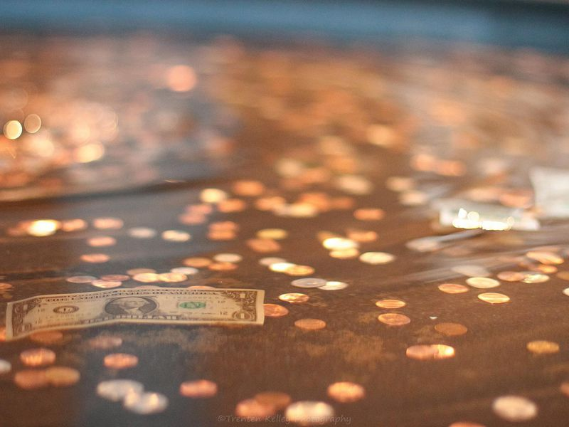 What Happens to the Coins Tossed Into Fountains? | Smart
