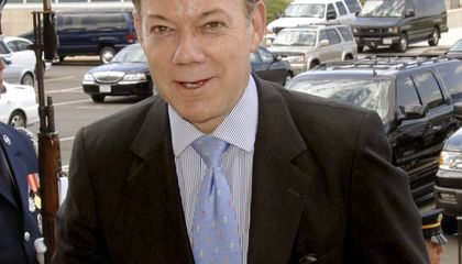 Nobel Peace Prize Awarded to Colombian President Who Got Guerillas to Come to the Table