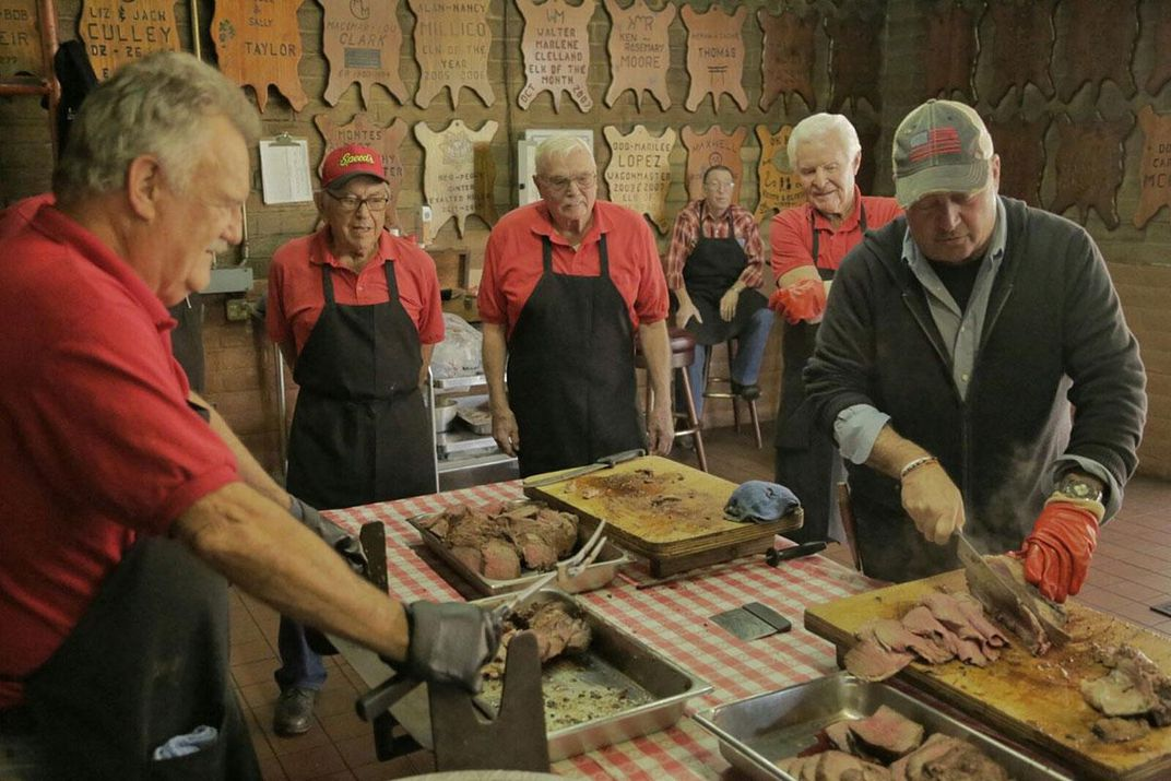 """Pacific Coast Highway"" episode. Still from Bizarre Foods with Andrew Zimmern,"