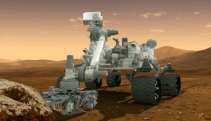 Landing Curiosity on Mars was Way Harder and Way Less Expensive than the Olympics
