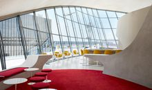 The TWA Hotel, Design Icon From the Mad Men Era, Is Back in Business