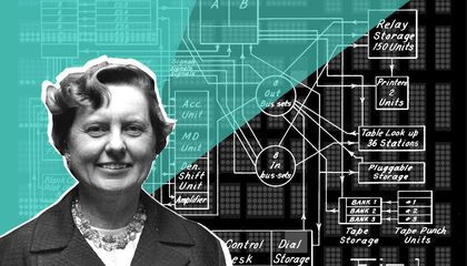 How Margaret Dayhoff Brought Modern Computing to Biology