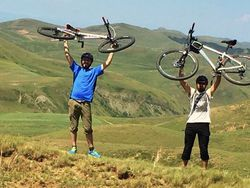 Explore Armenian villages by bike image
