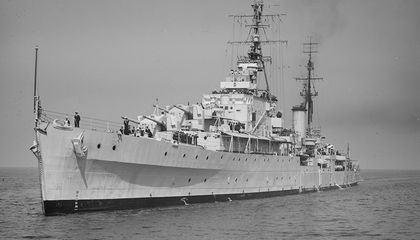 Following WWII, New Zealand's Navy Was Rocked With Peaceful Mutinies