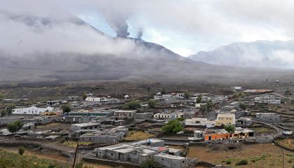 A Volcano on Cape Verde Is Wiping Out Whole Towns
