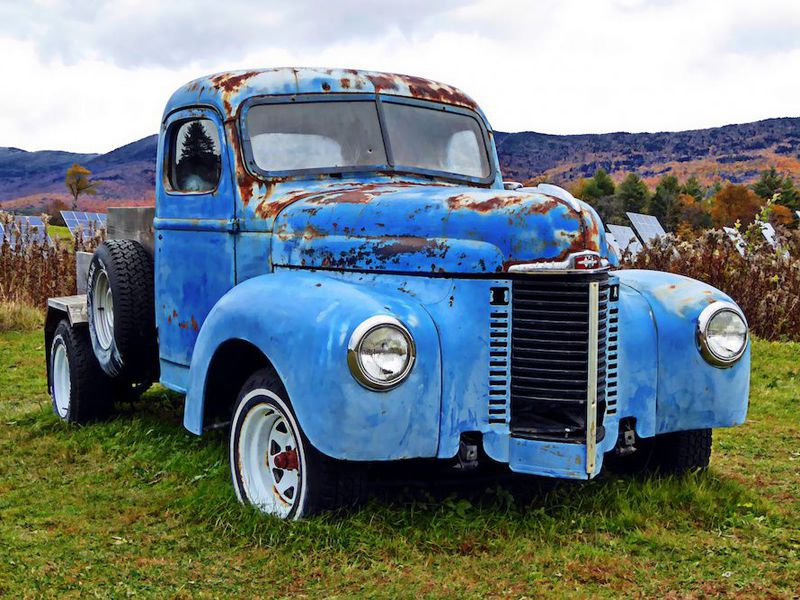 The Pickup Truck's Transformation From Humble Workhorse to Fancy Toy
