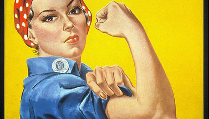 "The Unsung Inspiration Behind the ""Real"" Rosie the Riveter"