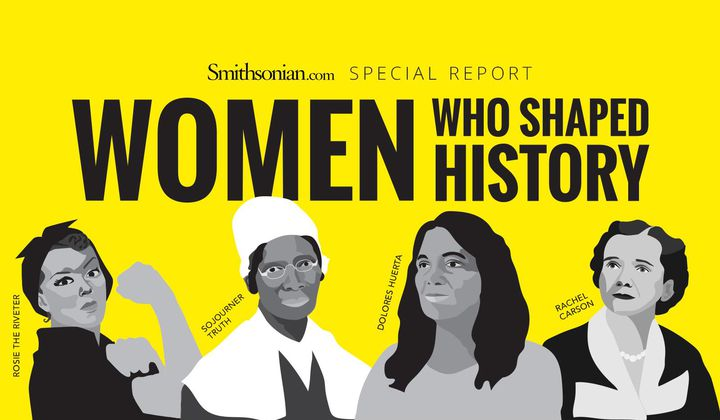 Women Who Shaped History