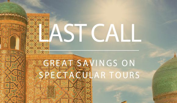 Special Savings on Last Call