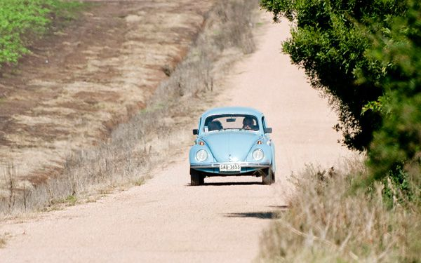 Humble leader offered $1 million for his old Beetle