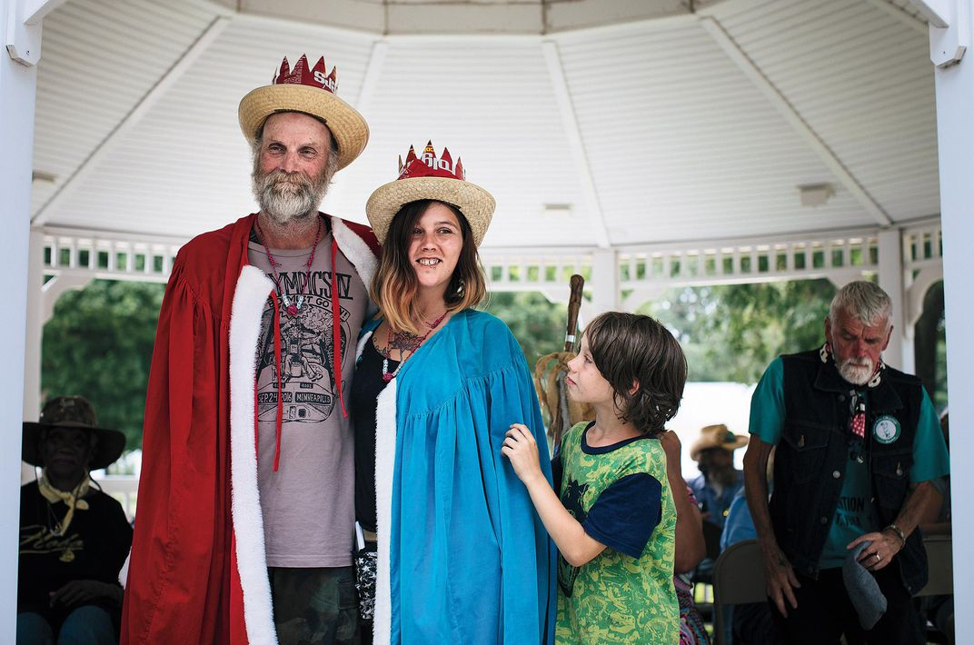 2018 Hobo King and Queen