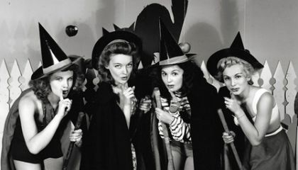 The Witches of Halloween Past