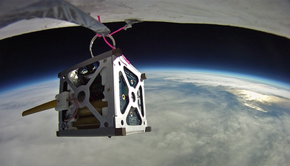 Could Mini Satellites Provide Free Internet to All?