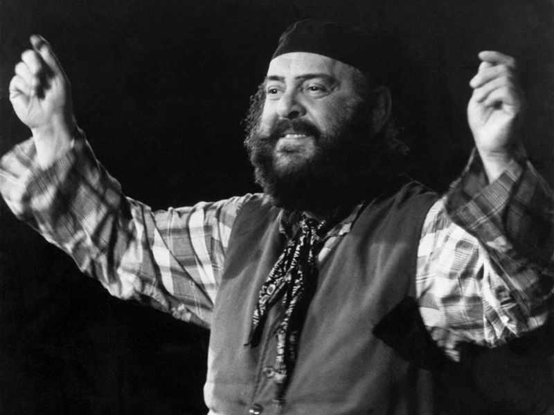 Six Things You May Not Have Known About Fiddler On The Roof Arts