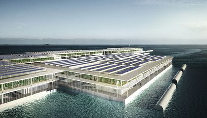 Are Floating Farms in Our Future?