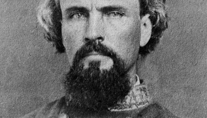 New Historic Marker Highlights Nathan Bedford Forrest's Ties to the Slave Trade