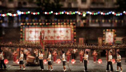 These Tiny Works of Art Depict a Disappearing Way of Life in Hong Kong