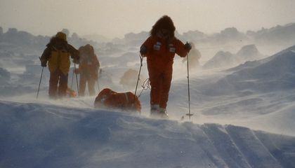 The Amazing Story of the First All-Women North Pole Expedition