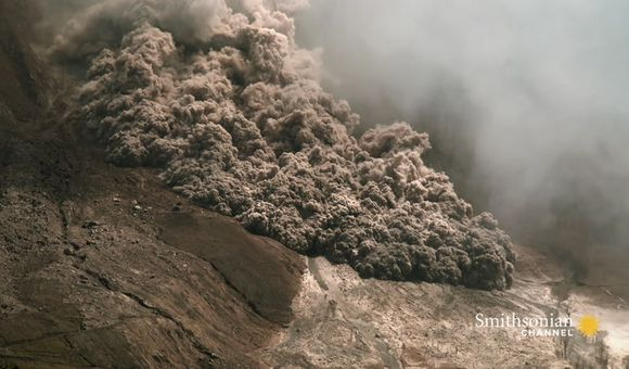Preview thumbnail for video'The Vesuvius Eruption May Have Been a Gradual Process