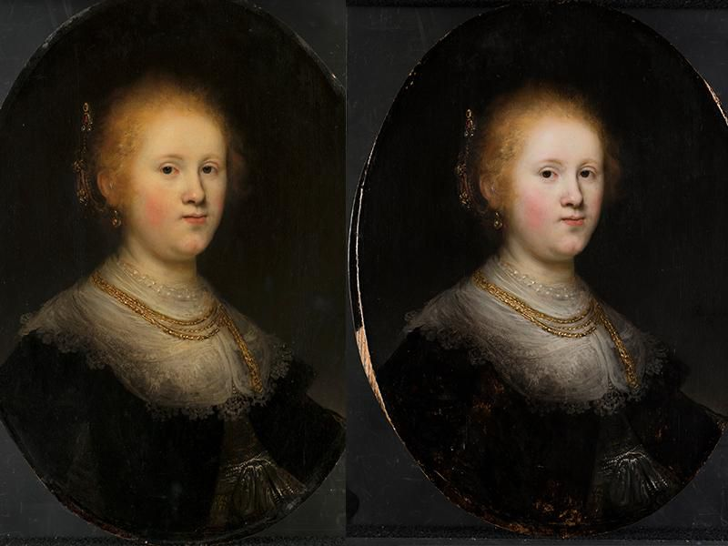 Pennsylvania Museum Discovers Unidentified Rembrandt Portrait in Its Collection