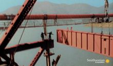 30 Workers Fell While Building the Golden Gate Bridge
