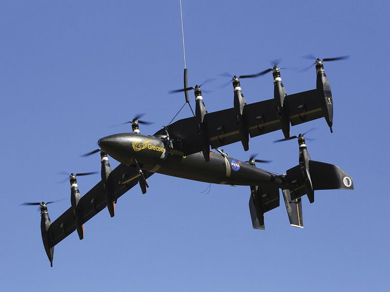 Electrical Power Will Change the Look of Aviation | Flight