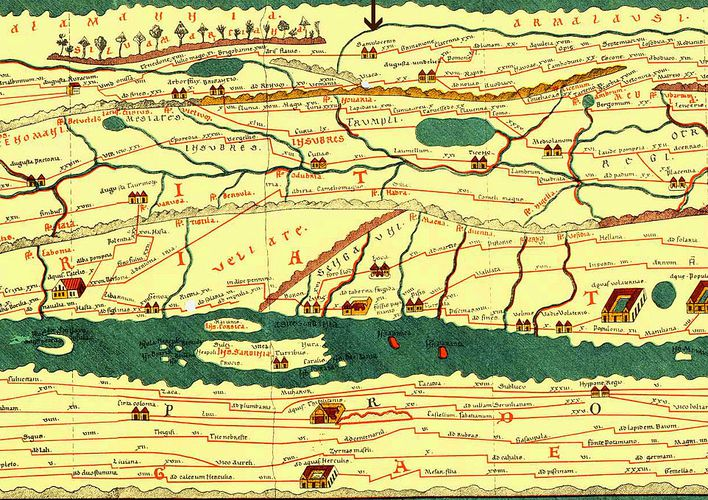 Caption: Where to See Some of the World's Oldest Maps