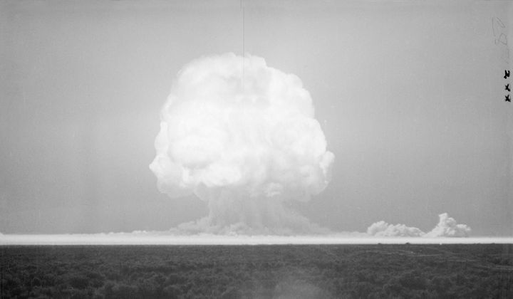 Visit the World's First Atomic Bomb Explosion Site