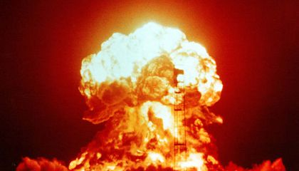 Watch Declassified Nuclear Bomb Tests Online