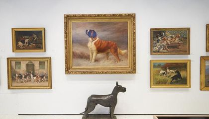 Image: Museum of the Dog takes Manhattan