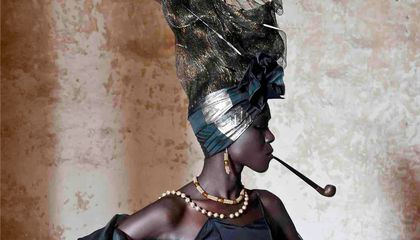 In Senegal, Female Empowerment, Prestige and Wealth Is Measured in Glittering Gold