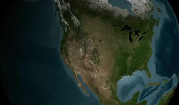 Preview thumbnail for video'Watch Insect Outbreaks From Space