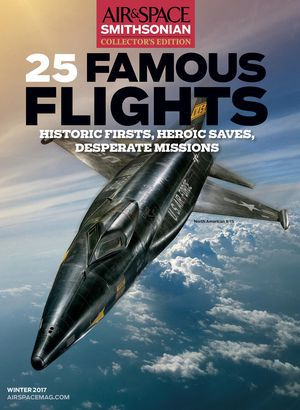 Preview thumbnail for video '25 Famous Flights