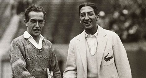 Image result for René Lacoste as kid