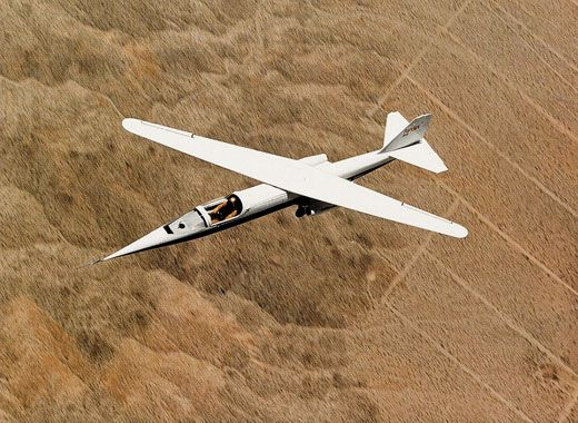 A retrospective of Burt Rutan's high-performance art