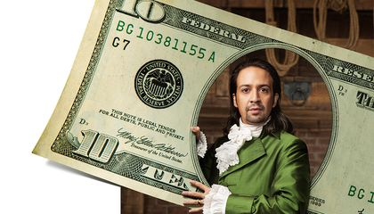 "Meet Lin-Manuel Miranda, the Genius Behind ""Hamilton,"" Broadway's Newest Hit"