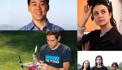 Eight Innovators to Watch in 2017