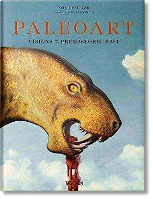 Preview thumbnail for 'Paleoart: Visions of the Prehistoric Past