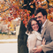 Amanda and Eric used this photo on their 'Save the date' post cards they sent out.