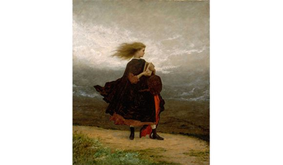 The Girl I Left Behind Me, 1872