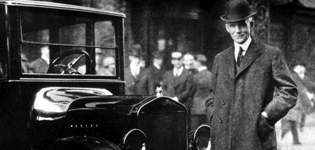 who was henry ford married to