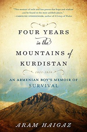 Preview thumbnail for video 'Four Years in the Mountains of Kurdistan: An Armenian Boy's Memoir of Survival