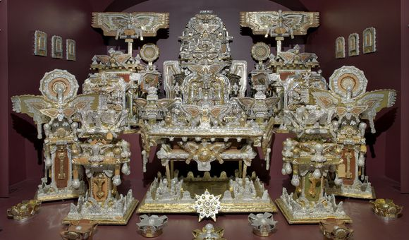 The Throne of the Third Heaven of the Nations' Millennium General Assembly, 1950-1964