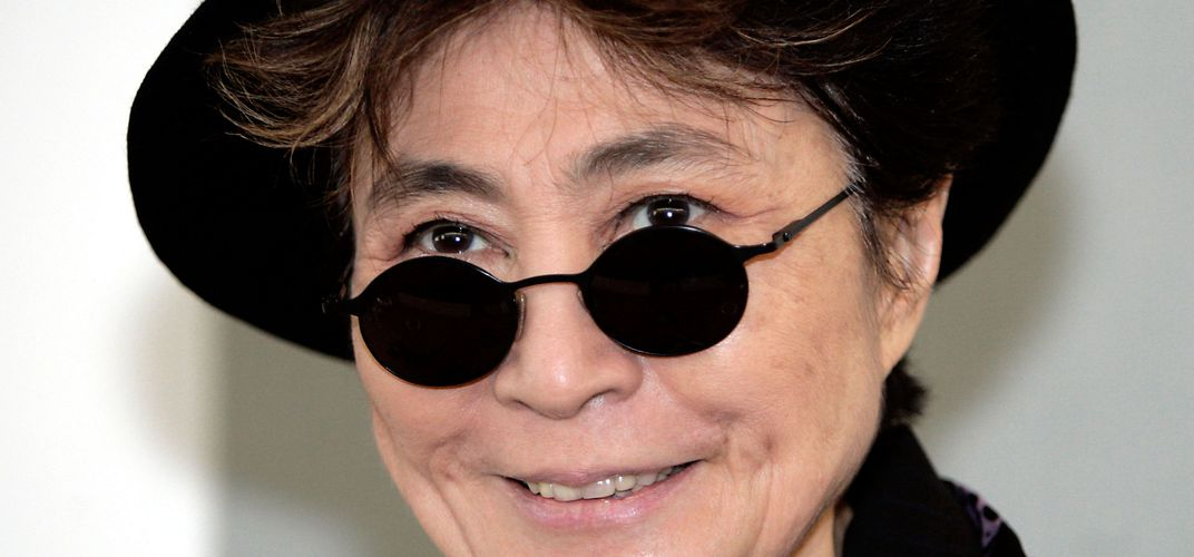 Caption: The Long and Winding Road of Yoko Ono's Art