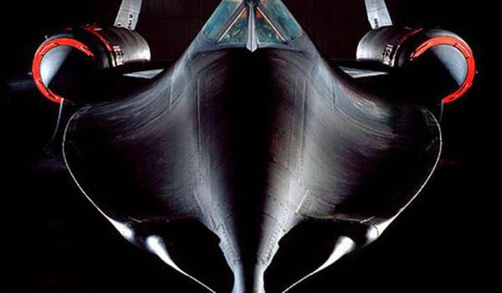 The SR-71 Was Close to Perfect