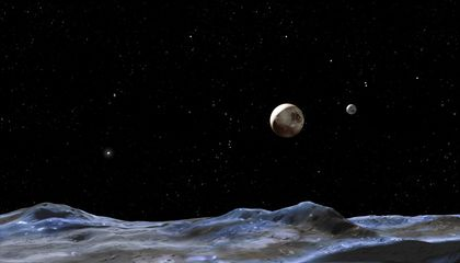 An Ocean---Perhaps---on Pluto's Moon Charon