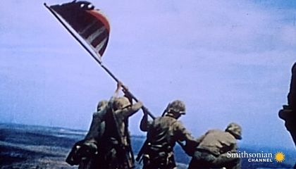 What It Was Like to Be on the Ground at Iwo Jima