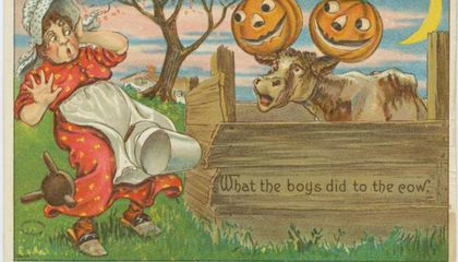 When Halloween Was All Tricks and No Treats